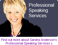Professional Speaking Services